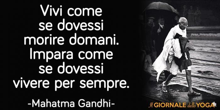 VIVI COME SE FOSSE L'ULTIMO GIORNO, IMPARA COME...