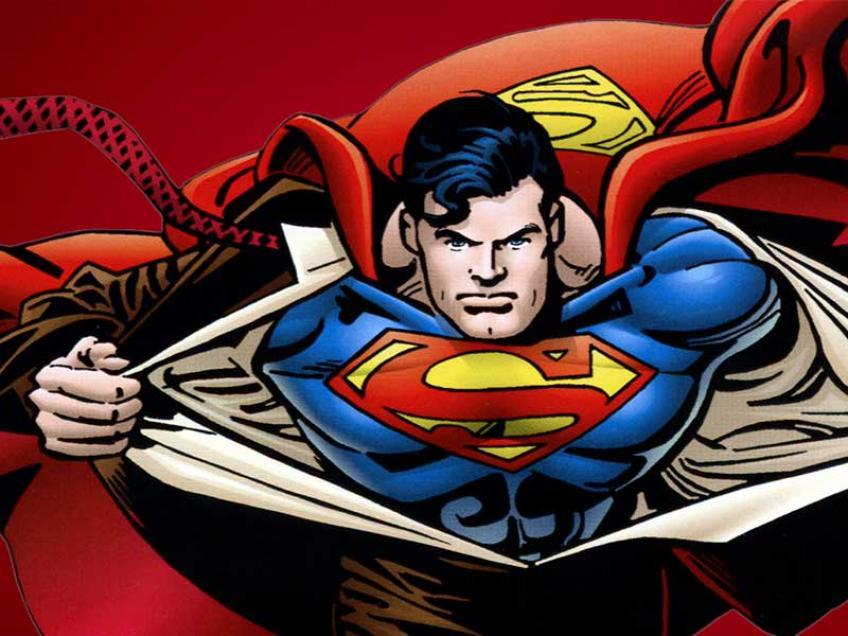 Quand'ero bambino, volevo sempre essere un supereroe. Volevo salvare il mondo e rendere tutti felici