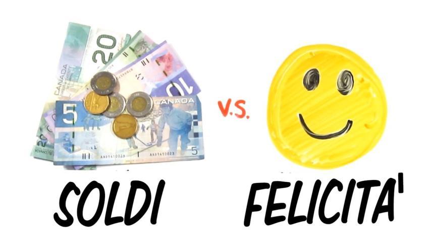 Soldi e Felicita': esiste una relazione?